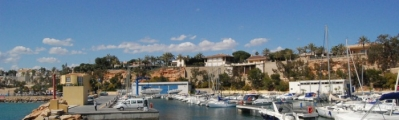 Front line properties in Cabo Roig very demanded