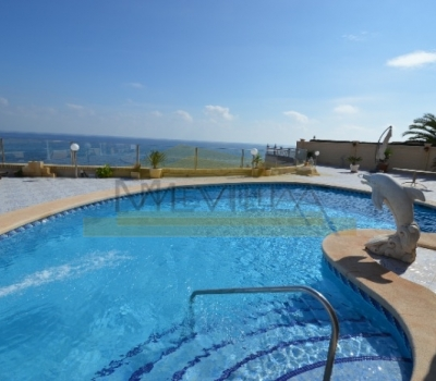 In our villas for sale in Cabo Roig you will discover a dream balcony to the Mediterranean