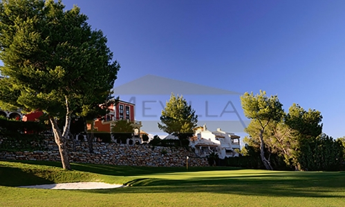 Las Ramblas Golf in Orihuela Costa, Costa Blanca south