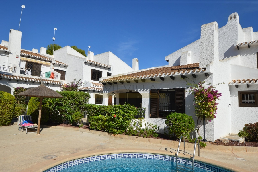 A GROUND FLOOR APARTMENT WITH PRIVATE TERRACE IN LOS ANGIUS II, CABO ROIG