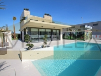 modern villa in Campoamor , Orihuela costa to sell