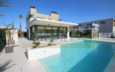 Villa - New built - Orihuela Costa - Campoamor