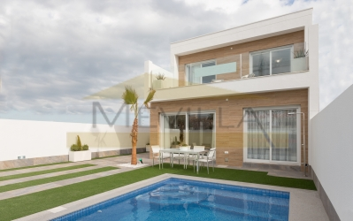 Townhouse - New built - Pilar / Torre de la Horadada - Beaches of Pilar / Torre de la Horadada