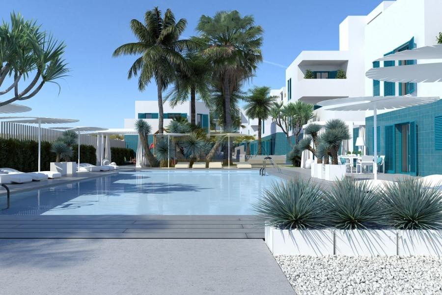New built -  Apartments  - Orihuela Costa - Playa Flamenca