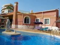 VILLA WITH RUSTIC DESIGN IN LA ZENIA FOR SALE