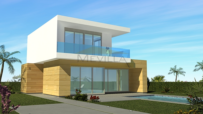 New built - Villa - Golf Resorts - VistaBella