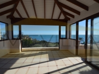 The room with views to the sea
