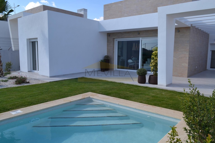 New built - Villa - Golf Resorts - La Finca Golf