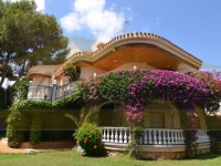 Beautiful detached house for sale in Campoamor