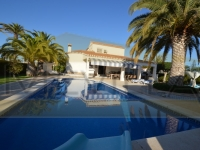 LOVELY VILLA IN CABO ROIG ON A HUGE PLOT