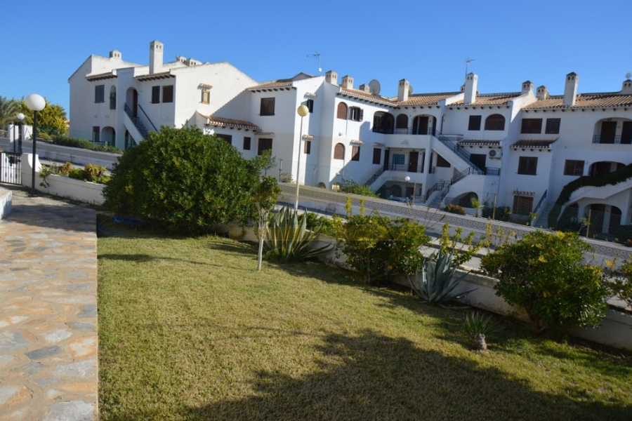 The residencia in Cabo Roig