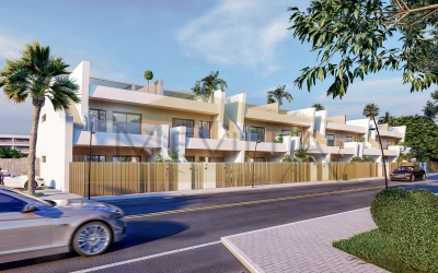 Flat / Apartment - New built - Mar Menor - San Pedro del Pinatar