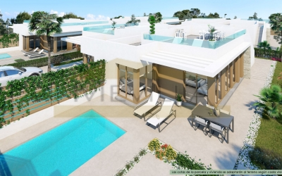 Villa - New built - Golf Resorts - VistaBella