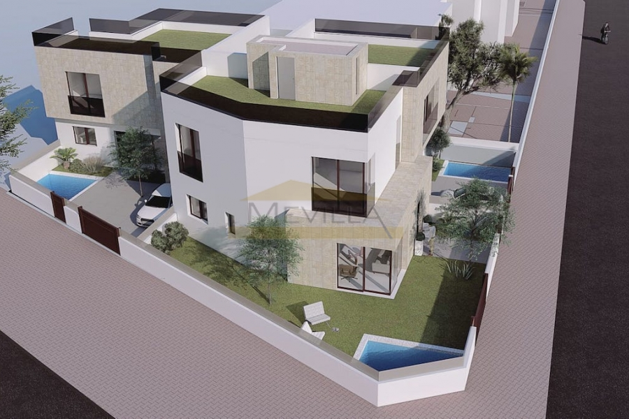 New built - Villa - Pilar de la Horadada