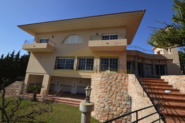 VILLA WITH PERFECT SEAVIEWS FOR SALE IN CAMPOAMOR