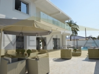The villa in Cabo Roig