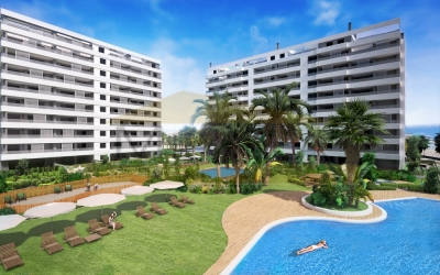 Apartments  - New built - Orihuela Costa - Punta Prima