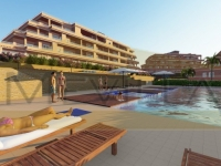 New built -  Apartments  - Orihuela Costa - Villamartin