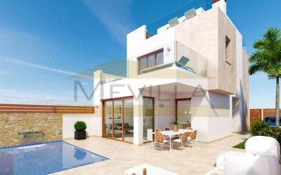 Villa - New built - Pilar / Torre de la Horadada - Beaches of Pilar / Torre de la Horadada