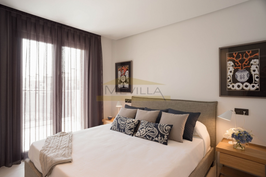New built -  Apartments  - Orihuela Costa - Mil Palmeras