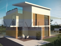The 225m2 villa for sale in Campoamor, Orihuela Costa